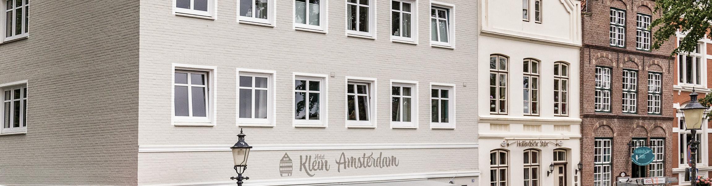 Hotel Klein Amsterdam Friedrichstadt